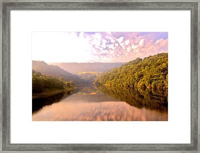Glow Framed Print by HweeYen Ong