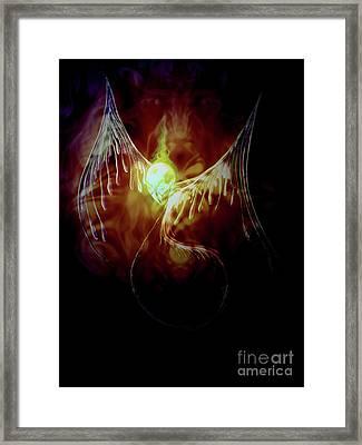 Glowingpixie Framed Print