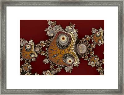 Glynns And Spirals No. 1 Framed Print by Mark Eggleston
