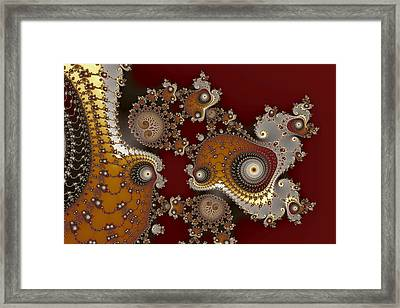 Glynns And Spirals No. 2 Framed Print by Mark Eggleston