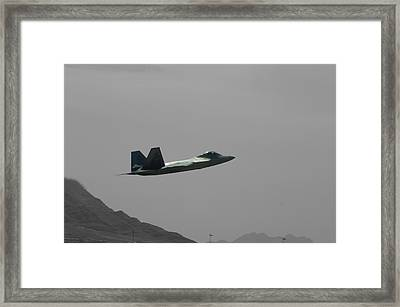 Go Framed Print by Don Prioleau