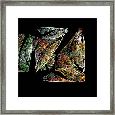 Go Down Moses Framed Print by Thomas Smith