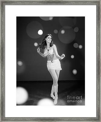 Go-go Dancer, C.1960s Framed Print by H. Armstrong Roberts/ClassicStock
