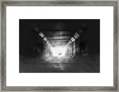 Go Home Framed Print by Stefan Eisele