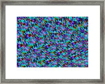 Go With The Flow 2 Framed Print by Andy  Mercer