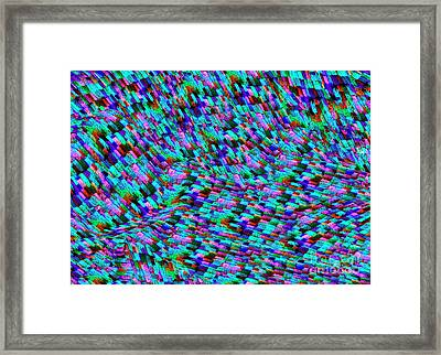 Go With The Flow Framed Print by Andy  Mercer