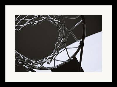 Jumpshot Framed Prints