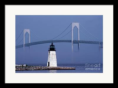 Beckwith Island Framed Prints