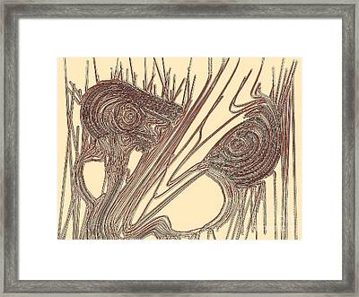 Goblin Framed Print by Patrick Guidato