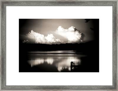 God's Country Framed Print