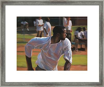 Going Going Going ... Framed Print by Christopher Reid