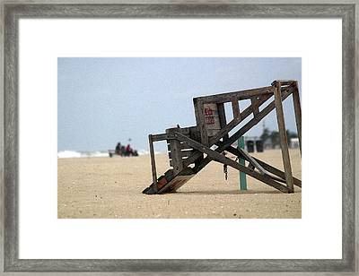 Going Home Framed Print by Mary Haber