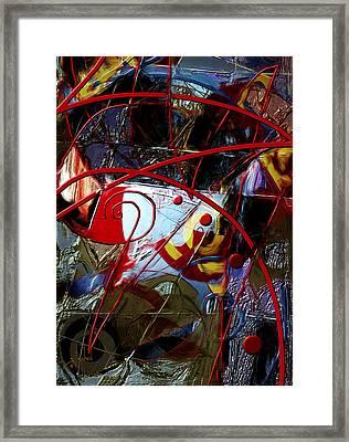 Going Inward Framed Print by Stephen Lucas