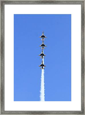 Going Vertical  Framed Print by Shoal Hollingsworth