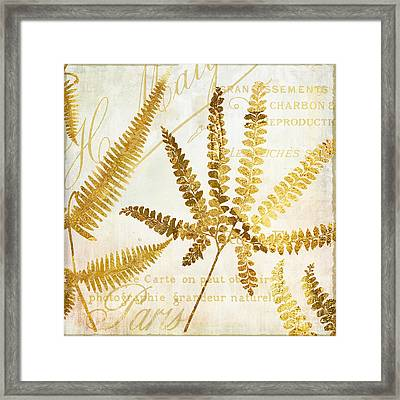 Golda II Framed Print by Mindy Sommers