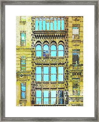 Vista Framed Print