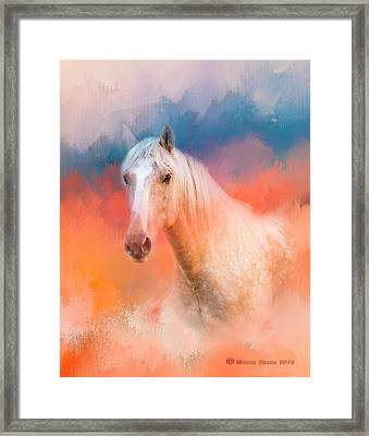 Golden Boy Framed Print by Marvin Spates