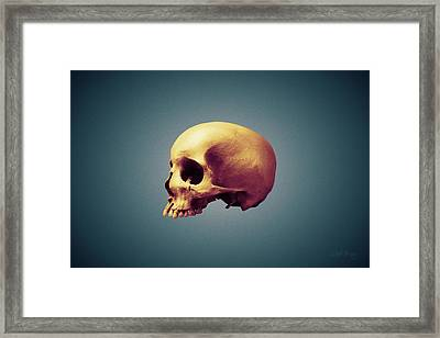 Framed Print featuring the photograph Golden Child by Joseph Westrupp