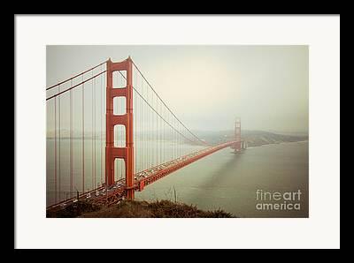 San Francisco Photographs Framed Prints