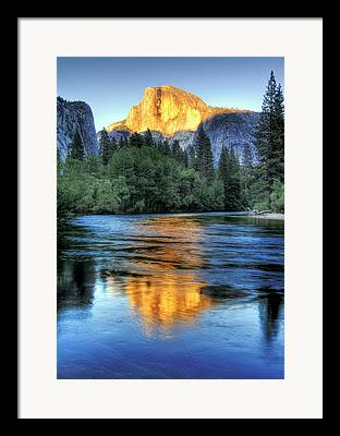 Mariposa County Framed Prints