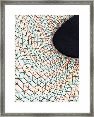 Golden Mean Framed Print by Zena Hagerty