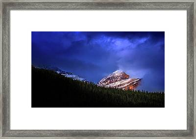 Framed Print featuring the photograph Golden Nugget by John Poon