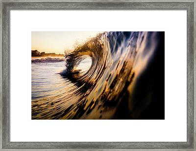 Golden Nugget Long Island Framed Print by Ryan Moore