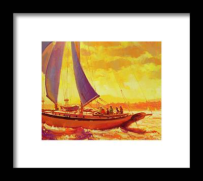 Whidbey Framed Prints
