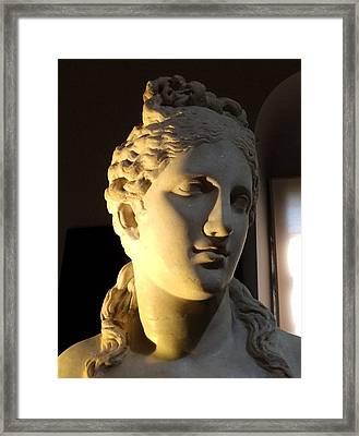 Golden Venice Series7 Framed Print