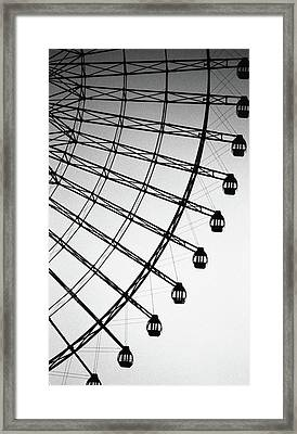 Gondola Framed Print by Snap Shooter jp