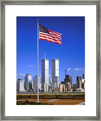Gone But Not Forgotten Framed Print by Larry Landolfi