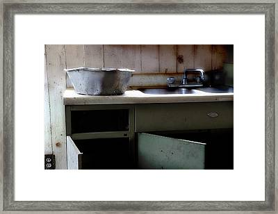 Gone Framed Print by Mike Eingle