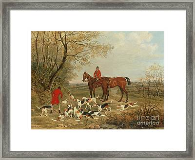 Gone To Earth Framed Print by James Russell Ryott