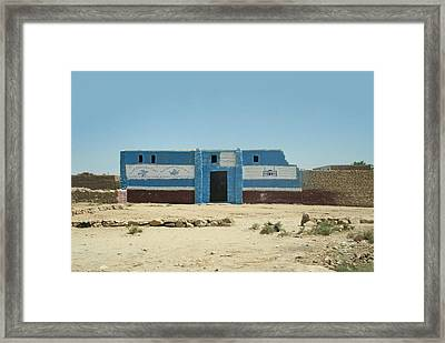 Gone Travelling  Framed Print by A Rey