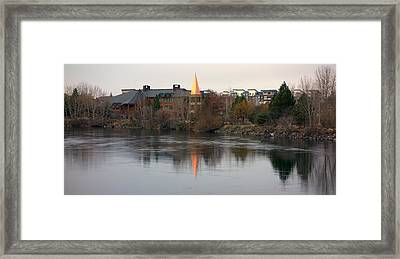 Gonzaga University Jundt Art Museum  Framed Print