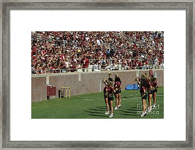 Good Cheer Framed Print by Allen Simmons