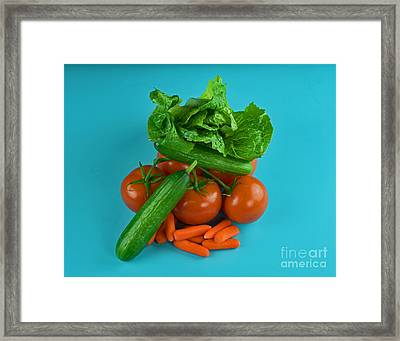 Good Choices  Framed Print by Ray Shrewsberry