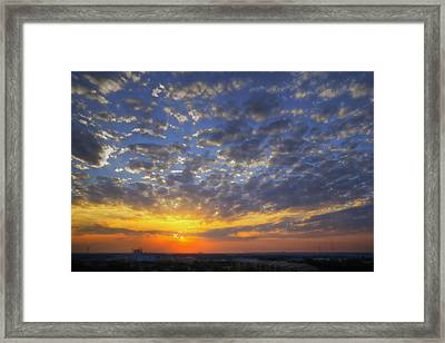Good Day Sunshine Framed Print by Joan Carroll