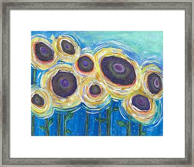 Wild And Free Framed Print by Tanielle Childers