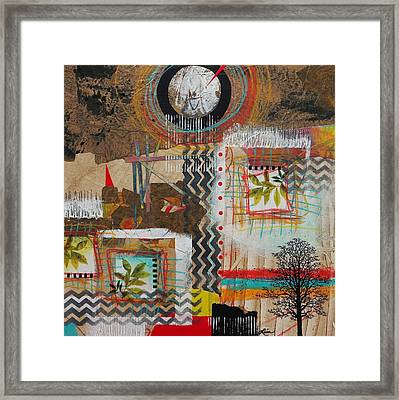 Good Energy  Framed Print