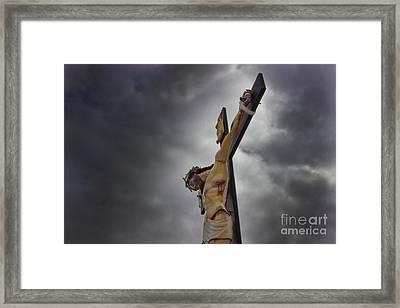 Good Friday Remembrance Framed Print by Al Bourassa