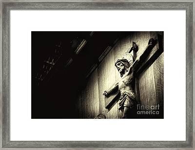 Good Friday Framed Print