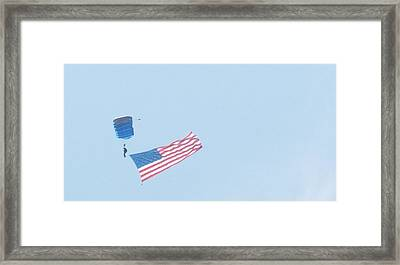 Good Glory Framed Print