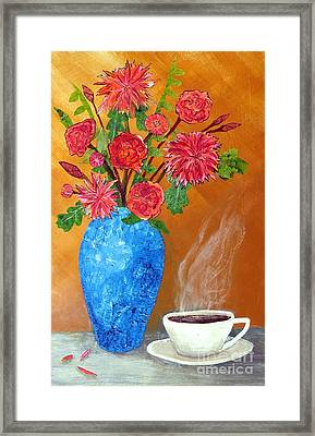 Good Morning Framed Print by Desiree Paquette