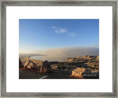 Good Morning Pueblo Framed Print