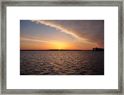 Good Morning Sunshine Framed Print by Bill Cannon
