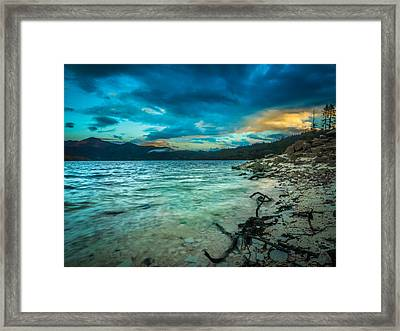 Good Morning Whiskeytown Framed Print by Michele James