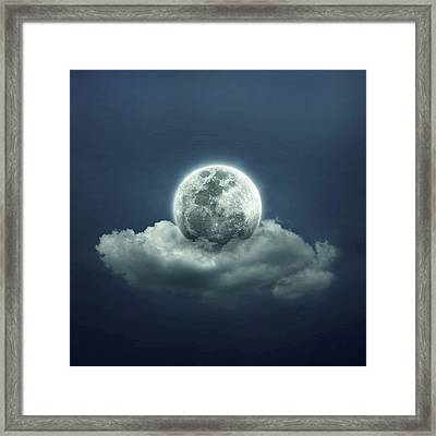 Good Night Framed Print by Zoltan Toth