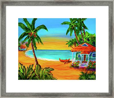 Good Old Days #400 Framed Print by Donald k Hall