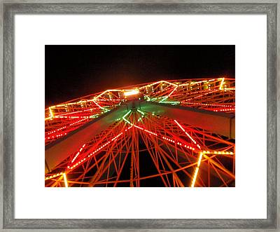 Good Old Fun Framed Print by Anthony Haight